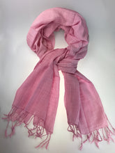 Blossom Scarf - Handwoven Cotton