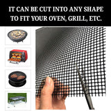 Reusable Non-stick BBQ Grill Mat