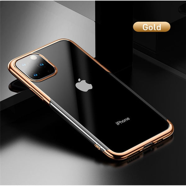 Luxury Silicone Case For iPhone 11, iPhone 11 Pro and iPhone 11 Pro Max - Blissful Delirium