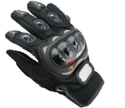 Motorcycle Gloves Pro-Biker Racing Full Finger - Blissful Delirium