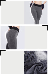 Quality High Waist Stretchable Leggings For Yoga Workout - Blissful Delirium