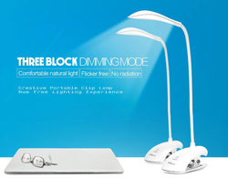 Clip Desk Lamp