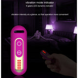 Sexual Wellness - KATY Wireless Multi-speed Silicone Bullet Vibrator Body Massager - Blissful Delirium