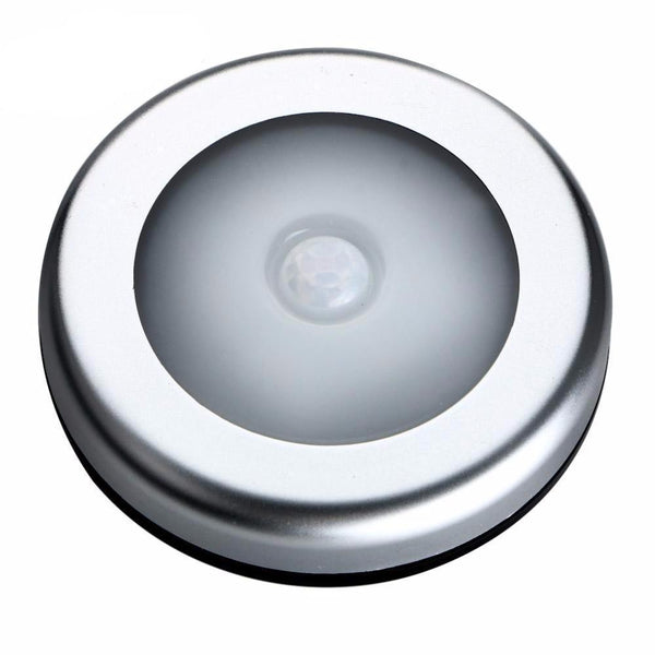 NEW Super Bright LED Amber Motion Sensor Night Light - Blissful Delirium