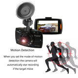 Car DVR Camera Dash Cam | Full HD | 1080P | 140 Degree | Night Vision | G-Sensor - Blissful Delirium