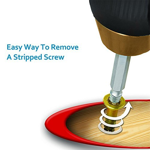 Vastar Screw Easy Out | Damaged Screw Extractor