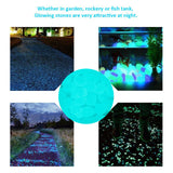 GLOW-IN-THE-DARK GARDEN PEBBLES - Blissful Delirium