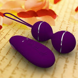 7 Speed Remote Control Kegel Ball - Blissful Delirium