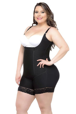 Shapewear - Women Body Shaper | Full Body Bodysuit | Slimming | Butt Lift | Sculpting | Fat Control | Up to Plus Size