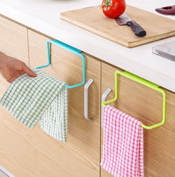 Quick-And-Easy Towel Holder
