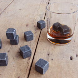 100% Natural Whiskey Stones - Chill Your Liquor Without Diluting It