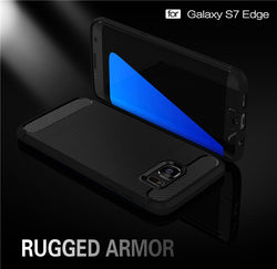 Shockproof Phone Case | Military-Grade Protection | For Samsung - Blissful Delirium