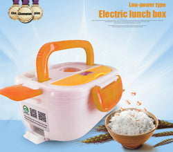 Portable Electric Heating Lunch Box - Blissful Delirium