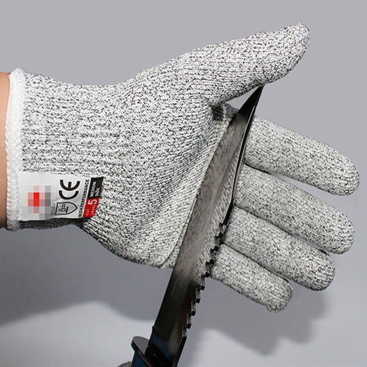 Safety Gloves - Breathable Cut Resistant Gloves - Blissful Delirium