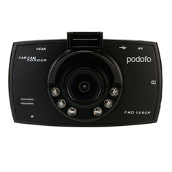 Car DVR Camera Dash Cam | Full HD | 1080P | 140 Degree | Night Vision | G-Sensor