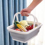 Collapsible Multipurpose Basket | Neat, tidy space saving basket - Blissful Delirium