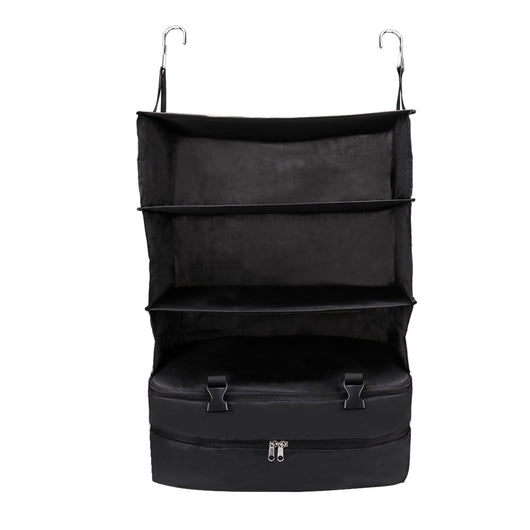 Portable Travel 3 Layers Storage Bag | Storage Organizer | Wardrobe - Blissful Delirium