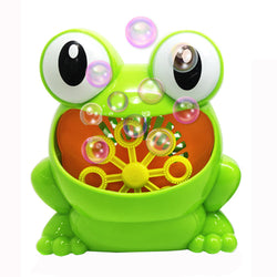 Bubble Machine Bath Toy