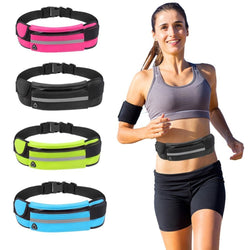 Trendy Waterproof Running Waist Belt - Blissful Delirium