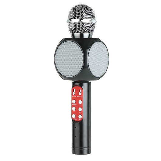 Wireless Bluetooth Karaoke Microphone | Portable Handheld Karaoke Machine for Home Party KTV Outdoor | Music Player - Blissful Delirium