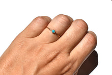 Little Celeste ring