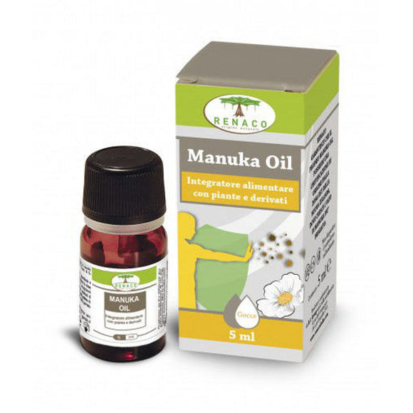 MANUKA OIL - Naturalmente Dea&Donna
