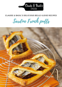 Sardine French Puffs
