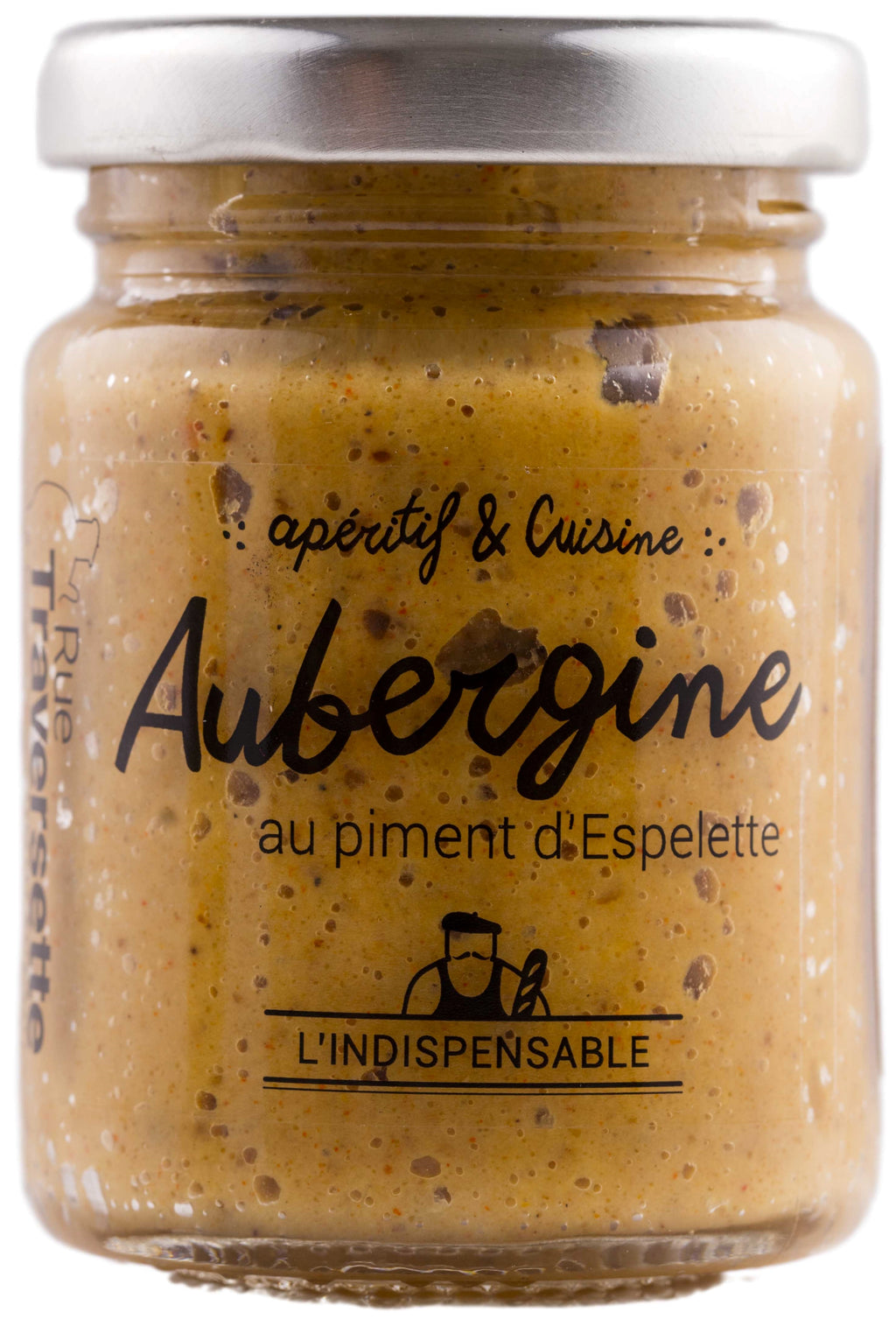 The Indispensables - Aubergines with Espelette Peppers