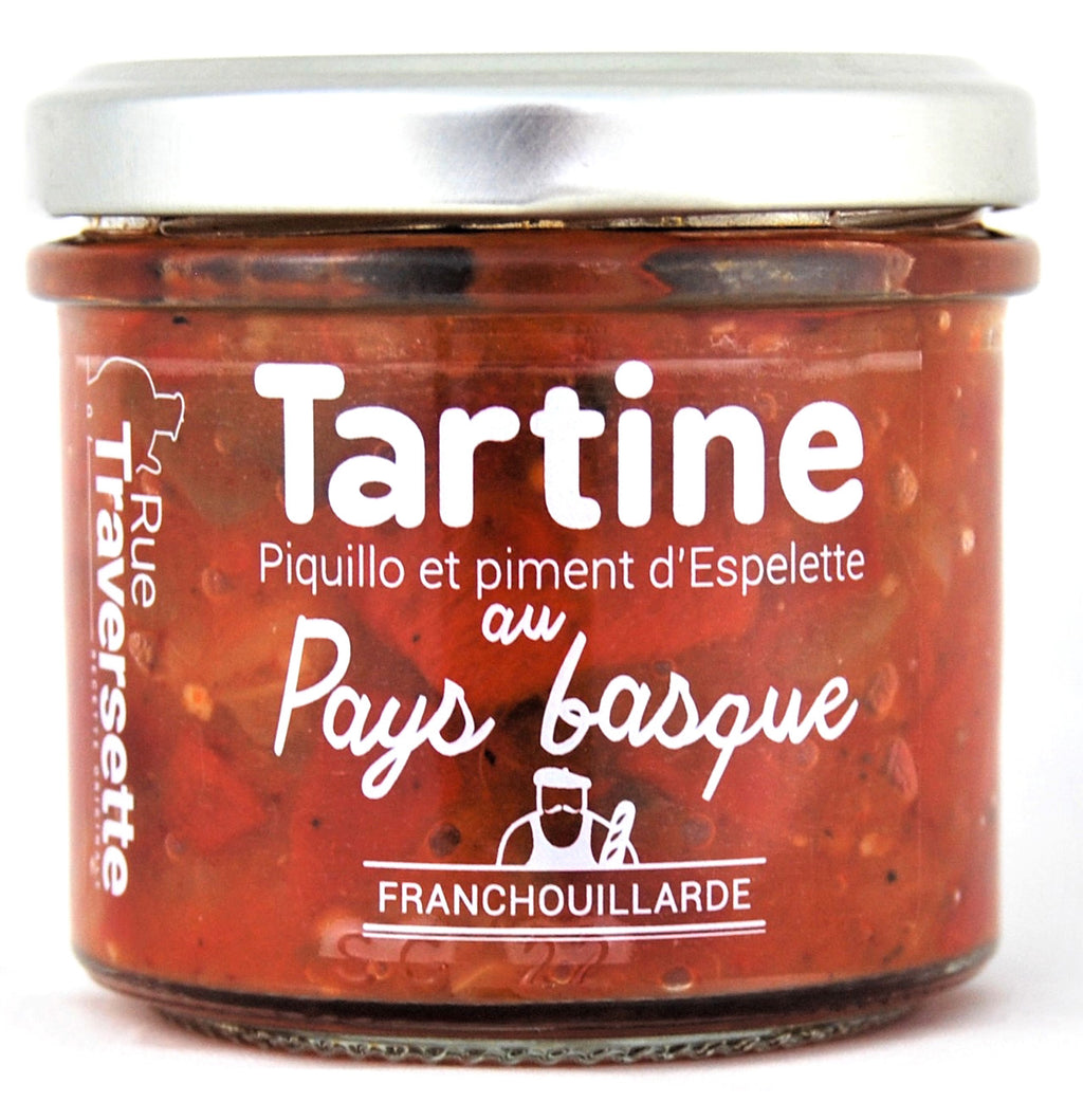 Frenchy Tartine - Pays Basque