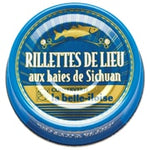 Pollock and Sichuan berries Rillettes - Rillettes de lieu aux baies de Sichuan