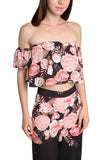 Floral Print Set - namshi dress dubai