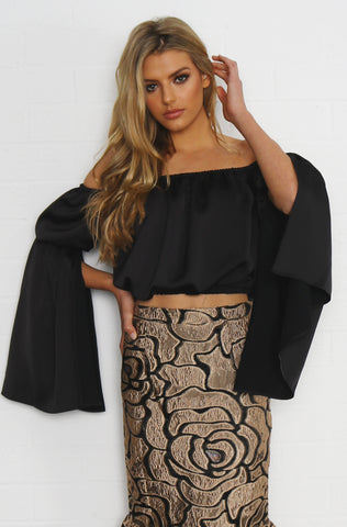 Leona Off Shoulder Top - namshi dress dubai