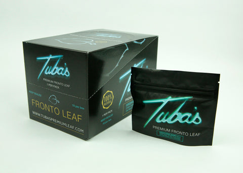 Box of Tubas Premium Fronto (10 packages per box)