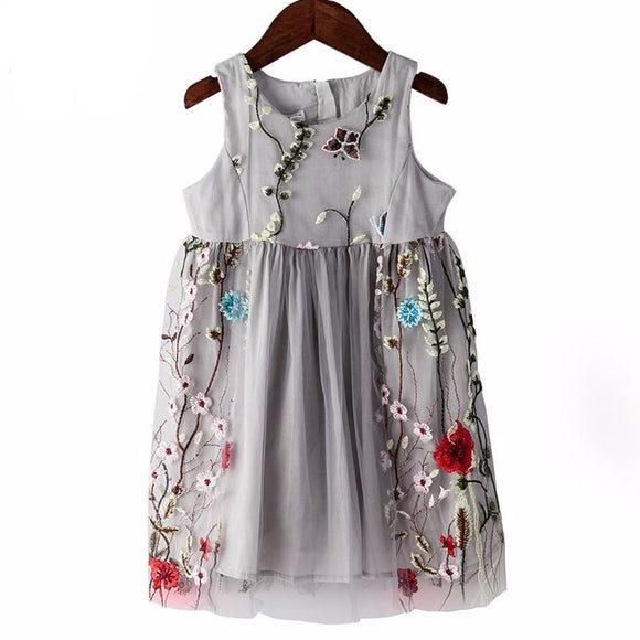Girls Dress Lace Princess Girls Summer Dresses for Girl Age 8 10 Year
