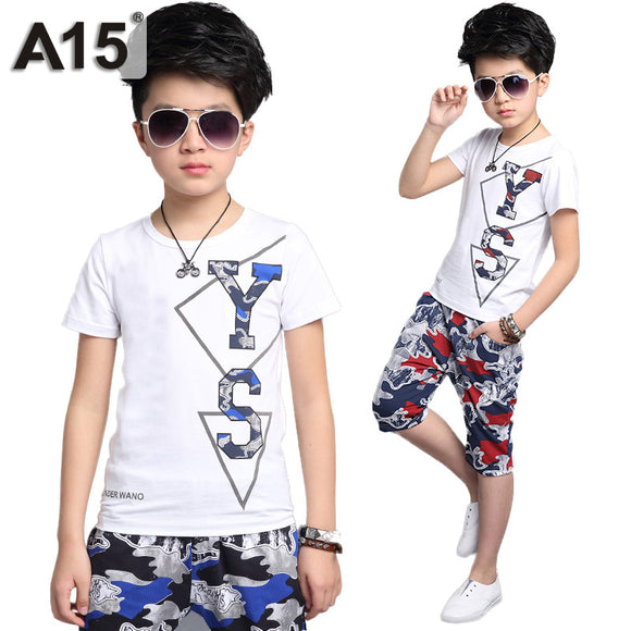 Boys Clothes Camouflage Shorts Age 8 10 12 Year