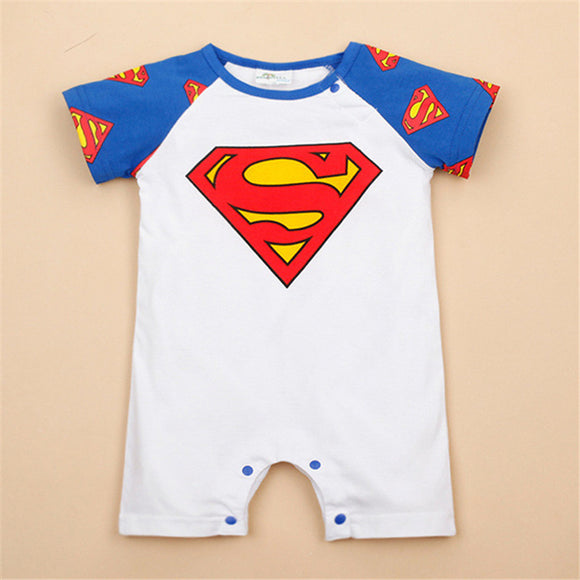 Baby Boy Clothes Summer Baby Rompers Newborn