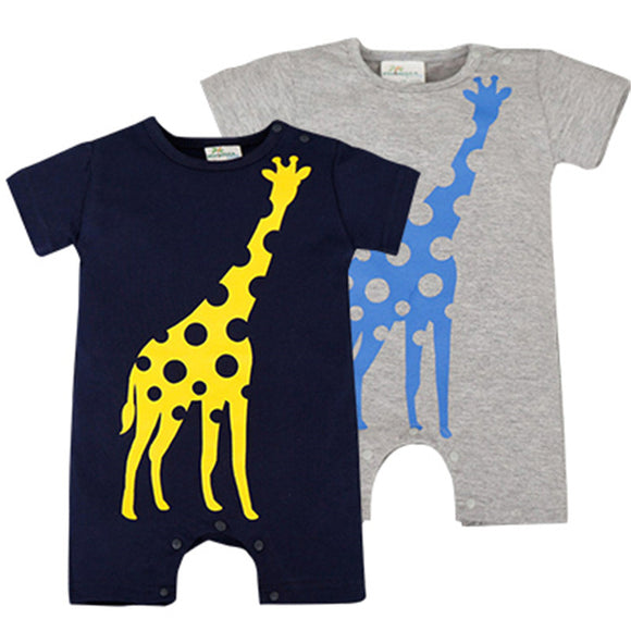 Baby Rompers Summer Baby Boy Clothes Newborn