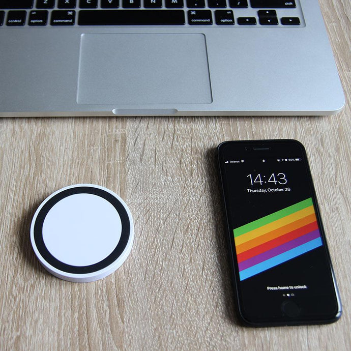 Universal Wireless Fast Charging Pad 7.5W
