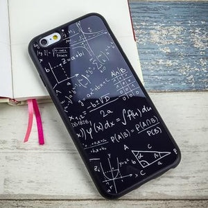 Back To School Luxury Mirror Backed iPhone Case