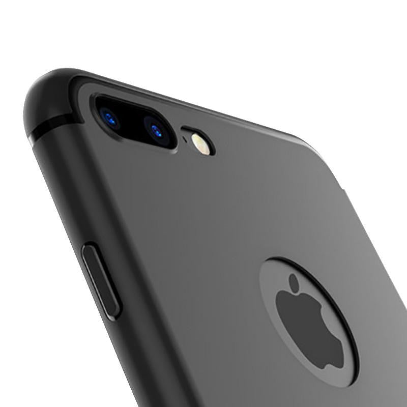 Matte Silicon Case for iPhone 7 / 7 Plus