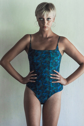 DOLORES ONE PIECE | SEA JUNGLE - seamoneswimwear