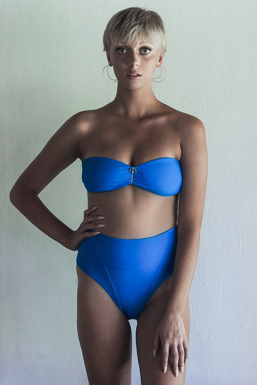 DONITA BOTTOM | SEA BLUE - seamoneswimwear