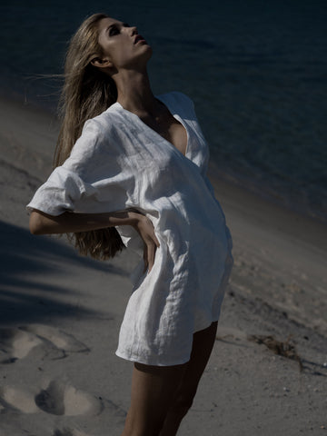 DAZED DRESS | BY SABII WEAR - seamoneswimwear