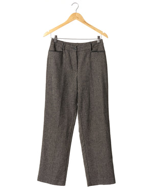 Speckled Vintage Wool Trousers