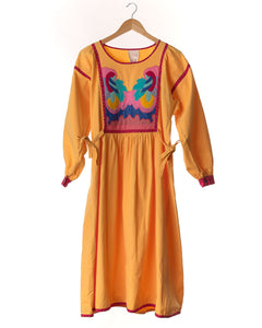 Sunshine Tapestry Vintage Maxi Dress