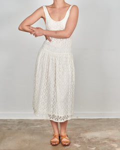 White Lace Dreamer Dress