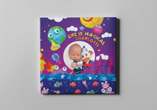 Life IS Magical <br>Personalized Canvas Print