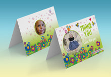 With Love <br> Thank You Greeting Card