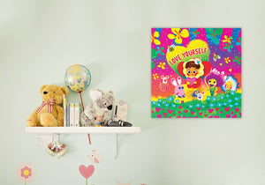 Love Yourself<br>Affirmation Poster