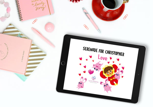Personalized Love E-book